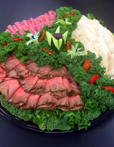 New York Marina Deli deli meat platter R1 reduced